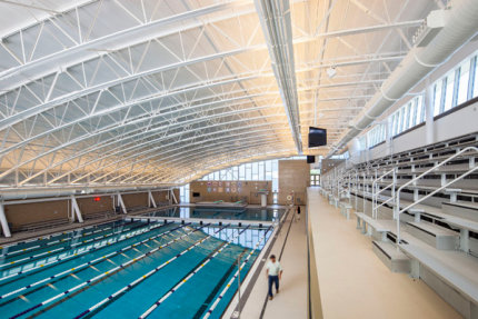 Niles North High School Aquatic Center